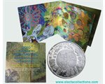 Greece - Official BU Coin Set 2010 + 10 Euro Biodiversity