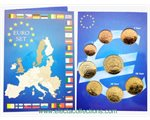 Greece - Complete Set 2010 (BU in folder)