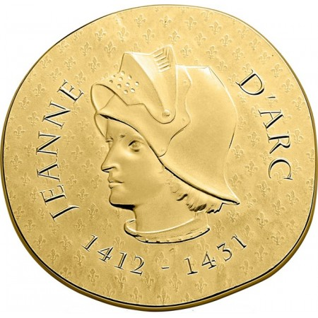 France - 50 Euro gold, Jeanne d'Arc, 2016