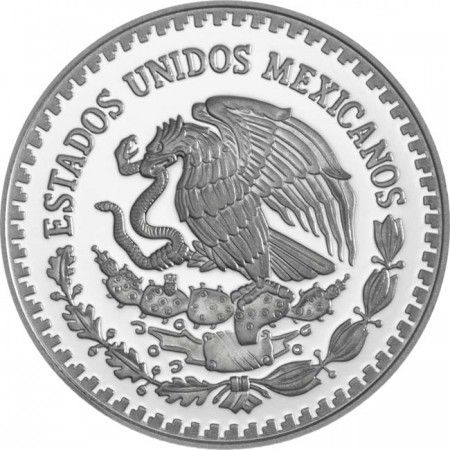 Mexico - Silver coin 1/2 oz, Libertad, 2017 (PROOF)